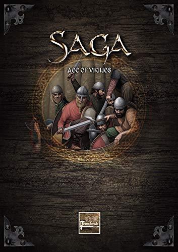 Gripping Beast SAGA: Age of Viking Rulebook by Gripping Beast