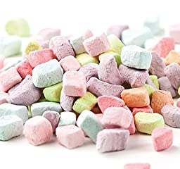 Yankee Traders Brand, Assorted Dehydrated Marshmallow Bits - 1/2 Pound
