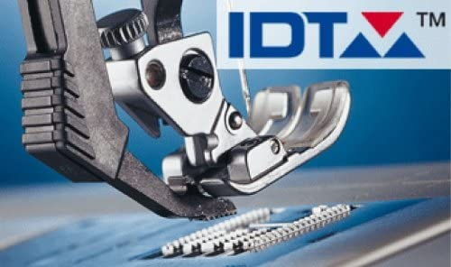 Entrainement IDT machine à coudre Pfaff Select 4.2