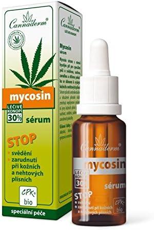 Cannaderm Mycosin Antimykotické Sérum 200 ml
