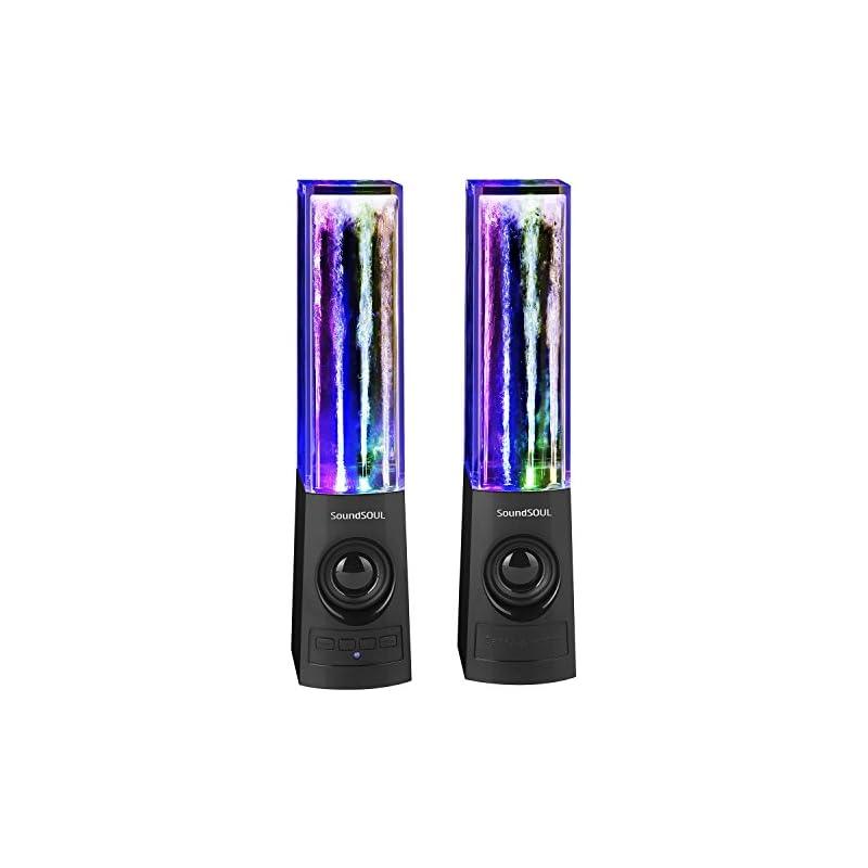 SoundSOUL Bluetooth Dancing Water Speake