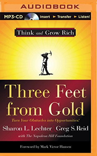 three feet from gold audio book - 1