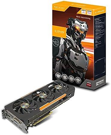 Amazon.com: Sapphire Radeon R9 390 X 8 GB GDDR5, DVI-D/HDMI ...