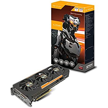 Sapphire Radeon R9 390X 8GB GDDR5 DVI-D / HDMI / TRIPLE DP Tri-X OC Version (UEFI) PCI-Express Graphics Card 11241-00-20G