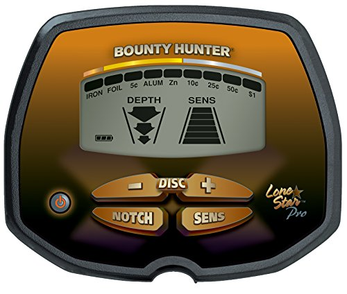 Bounty Hunter PROLONE - Detector Rango Medio: Amazon.es: Industria, empresas y ciencia