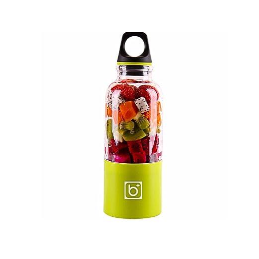 pawaca USB Fruit Juicer Cup Personal, tamaño Fruta mischmaschine ...