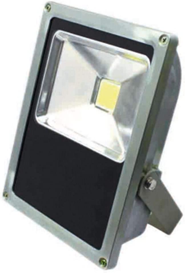 Duralamp Proyector LED 50W 3700Lm Slim, multicolor: Amazon.es ...