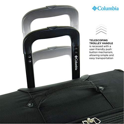 """Columbia 31"""", Black"""