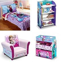Toddler Bedding Collection Set (Frozen)