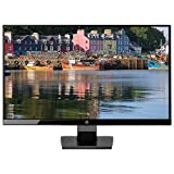 """2019 New HP - 27w 27"""" IPS 1920 x 1080 LED FHD Monitor, 16:9 Aspect Ratio, 178u00b0 Horizontal and Vertical Viewing Angles, VGA and HDMI inputs, 10,000,000:1 Contrast Ratio, Black Onyx"""