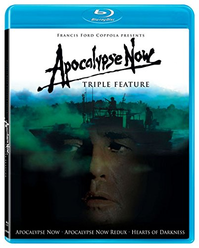 Blu-ray : Apocalypse Now: Triple Feature (Full Frame, , Digital Theater System, AC-3, Widescreen)