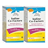 Cheap Terry Naturally/Europharma Iodine Co-Factors -120 Capsules -2 Pack