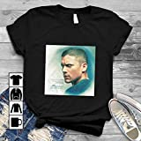 Michael Scofield Prison Break I Choose Faith Because Without That I Have Nothing T Shirt Long Sleeve Sweatshirt Hoodie Youth