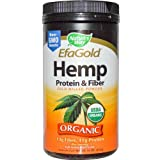 Nature's Way Hemp Protein & Fiber Powder 16 Oz