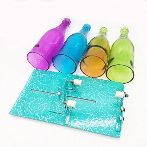 wine bottle box glass - 8