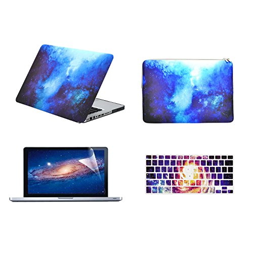 TOP CASE – 4 in 1 Bundle Deal 13-Inch Galaxy Graphic Hard...