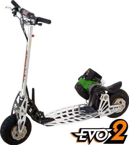 Patinete Gasolina Raycool EVO 2X2 velocidades | patinete ...