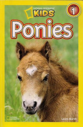 Read Online Ponies (National Geographic Kids, Level 1) ebook