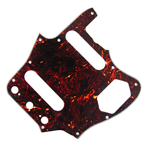 Ikn 4ply American Standard Jaguar Guitar Pickguard Scratch Import