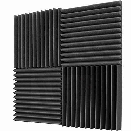PACK Acoustic Wedge Soundproofing Tiles product image
