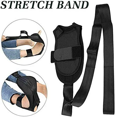 None Brand Yoga Band Stretching G/ürtel Fu/ß Drop Strap Bein Training Fu/ß Korrekter Kn/öchel