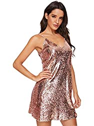 Pink Sleeveless Fit and Flare Loose Party Clubwear Dress