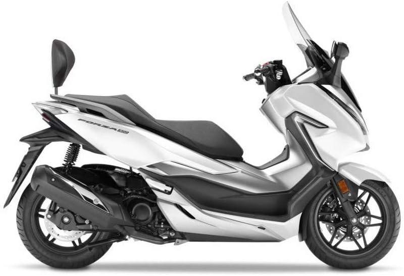 h0fr17rv Motodak Fixation dosseret de Selle shad pour Honda 125 Forza 2015+