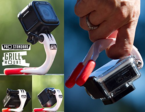 Pro Standard Grill Mount - Multi Functional GoPro