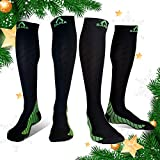 Best Compression Socks Men 30s - 2 Pairs Compression Socks (20-30 mmHg) for Women Review