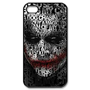 The Joker Quotes Print Designed case for iPhone 5 / iphone 5 case hard cases / IPhone 5 Design and made to order / custom case