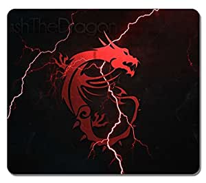 VUTTOO Large Mouse pad - Dragon Red Logo High Quality Durable Mousepad Non-Slippery Rubber Gaming Mouse Pad by runtopwellby Maris's Diary