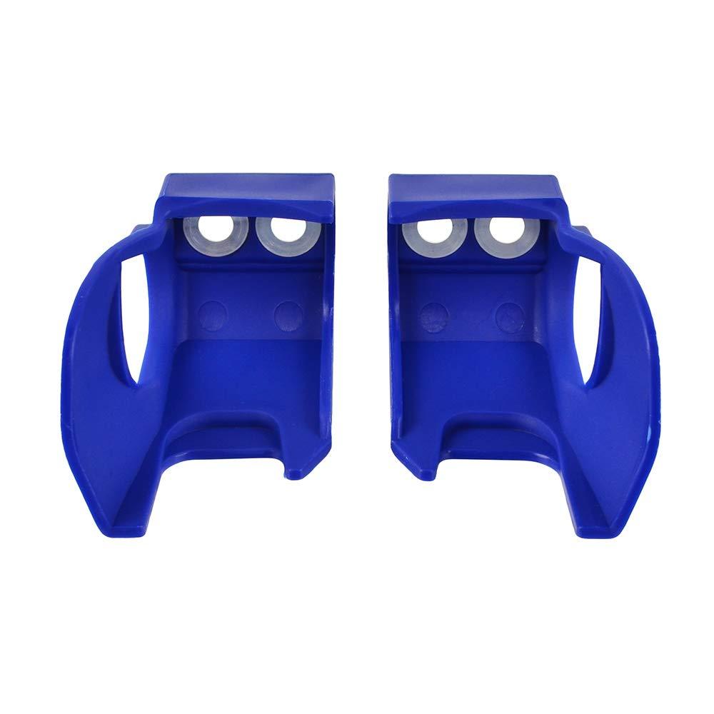 NO LOGO SHIYM-MTC Color : Blue Tenedor Delantero Abajo de la Pierna de Zapatos Protector de la Cubierta for Husqvarna TE FE TC FC TX FX 125 150 250 300 350 450 501 250i 300i 2017-2020