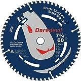 Bosch DCB760 Daredevil 7-1/4-Inch 60-Tooth Ultra Fine Finishing Circular Saw Blade