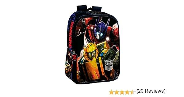 Perona Transformers Mochila Escolar Multicolor 43 cm