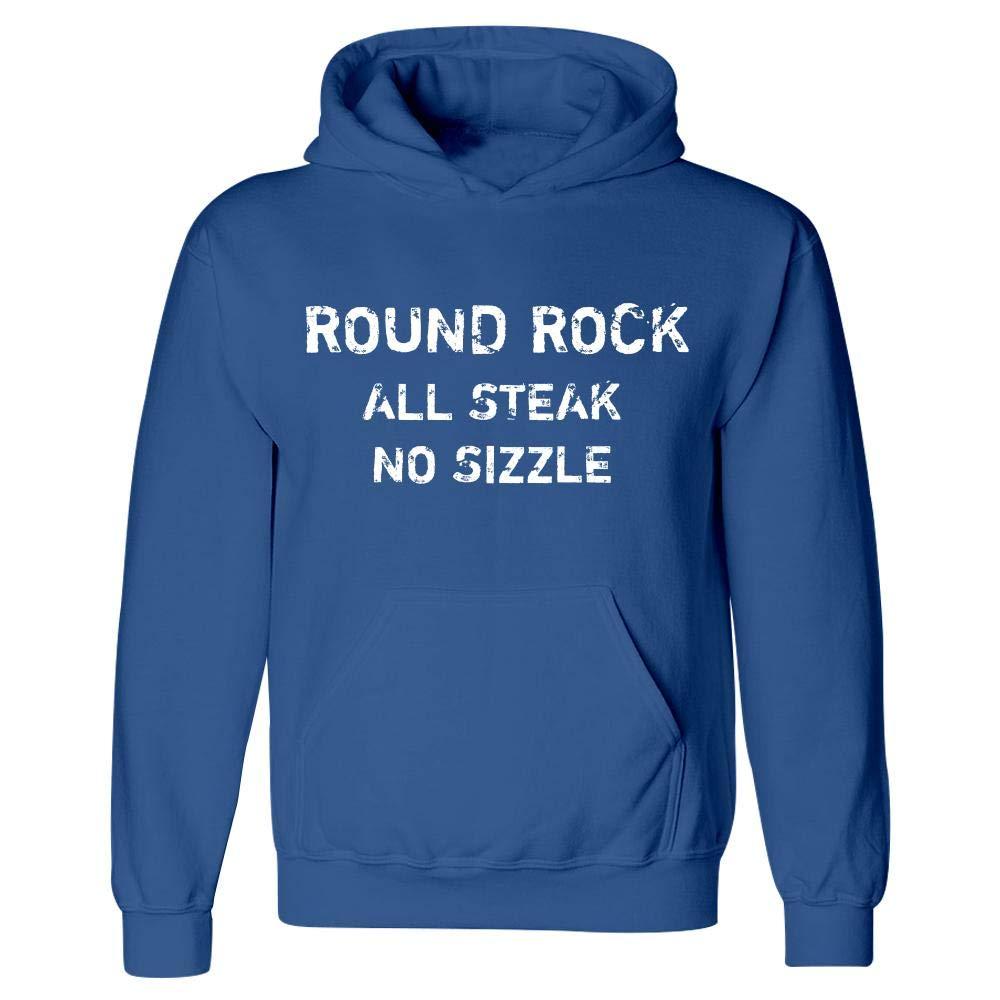 Round Rock All Steak No Sizzle Hoodie