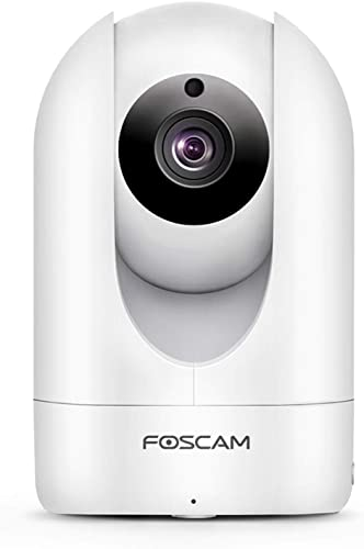 Foscam Security Camera WiFi IP Home Camera,R2C 1080P HD Baby Monitor Wireless Pet Camera