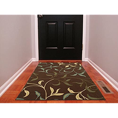 Machine Washable Rubber Backing Rugs Amazon Com