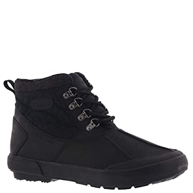 9f64f705dec4 Keen Women s Elsa II Ankle Quilted WP Raven Black 5 ...