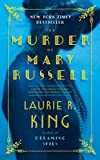 img - for The Murder of Mary Russell: A novel of suspense featuring Mary Russell and Sherlock Holmes book / textbook / text book