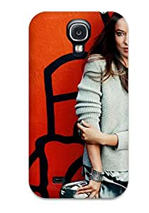 Richard V. Leslie's Shop Premium Durable Olivia Wilde 5 Fashion Tpu Galaxy S4 Protective Case Cover