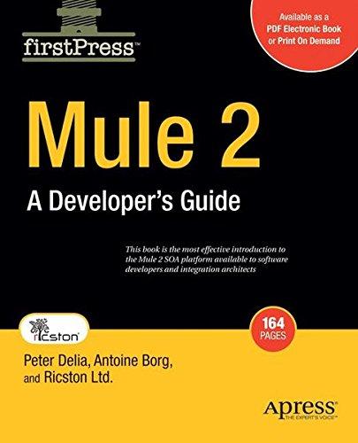 Mule 2: A Developer's Guide (Firstpress)