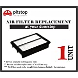 Pitstop Air Filter Replacement at Doorstep for all cars