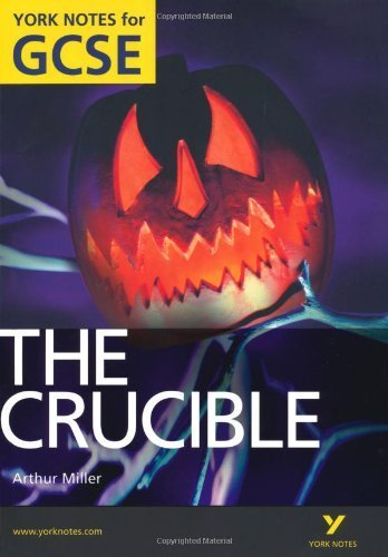 Download The Crucible: York Notes for GCSE by David Langston (2011-05-18) PDF
