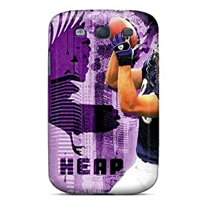 For Jamesmeggest Protective Case, High Quality For Case Samsung Galaxy S5 Cover Todd Heap Skin