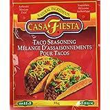 Casa Fiesta Taco Seasoning Mix 35g