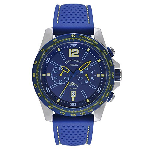 Tommy Bahama Relax Blue Dial Men's Watch #RLX1237