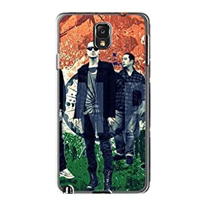 Samsung Galaxy Note3 NQV7325tgue Custom Lifelike Linkin Park Skin Best Hard Cell-phone Case -DannyLCHEUNG