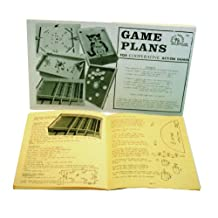 Family Pastimes / Game Plans for Co-operative Action Games