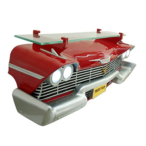 1959 Plymouth Sport Fury Wall Shelf, Decorative Wall Shelf for Automotive Car Enthusiasts, Car Shelves