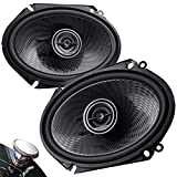 "Pair of Kenwood 6x8"" 360W 2-Way Coaxial Car Audio Speakers 